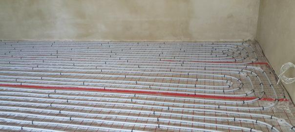 długość pętli ogrzewania podłogowego